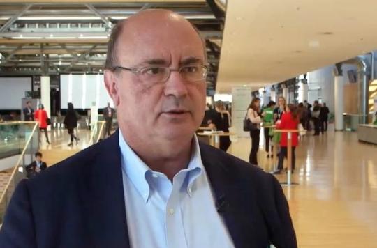 Interview vidéo à l'ESMO 2019